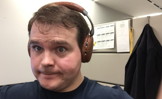 Brian Jackson, editor at ITBusiness.ca, couldnt imagine spending $500 on a pair of headphones.