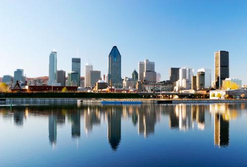 Intelligent Cities 2 - Montreal, Quebec, Canada
