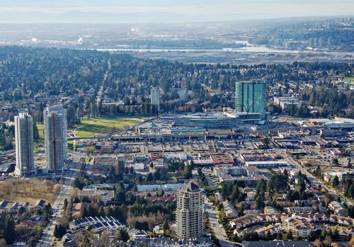 Intelligent Cities 5 - Surrey, British Columbia, Canada