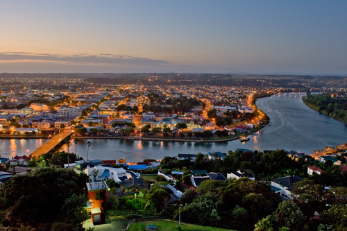 Intelligent Cities 6 - Whanganui, New Zealand