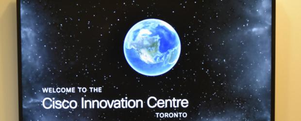 Cisco Innovation Centre Toronto Grand Opening