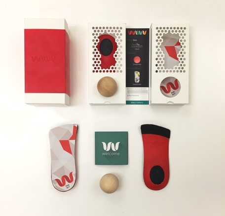 BASE by Wiivv Product & Packaging