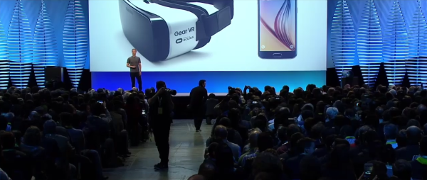 Facebook Keynote Slideshow 14 - You all get VR
