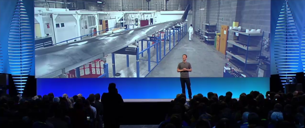 Facebook Keynote Slideshow 3 - New plane