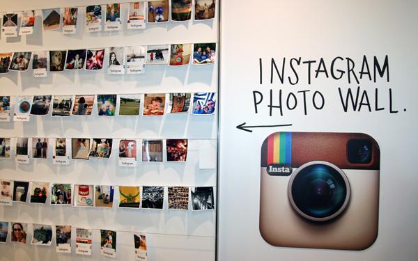 Facebook Slideshow 12 - Instagram Photo Wall