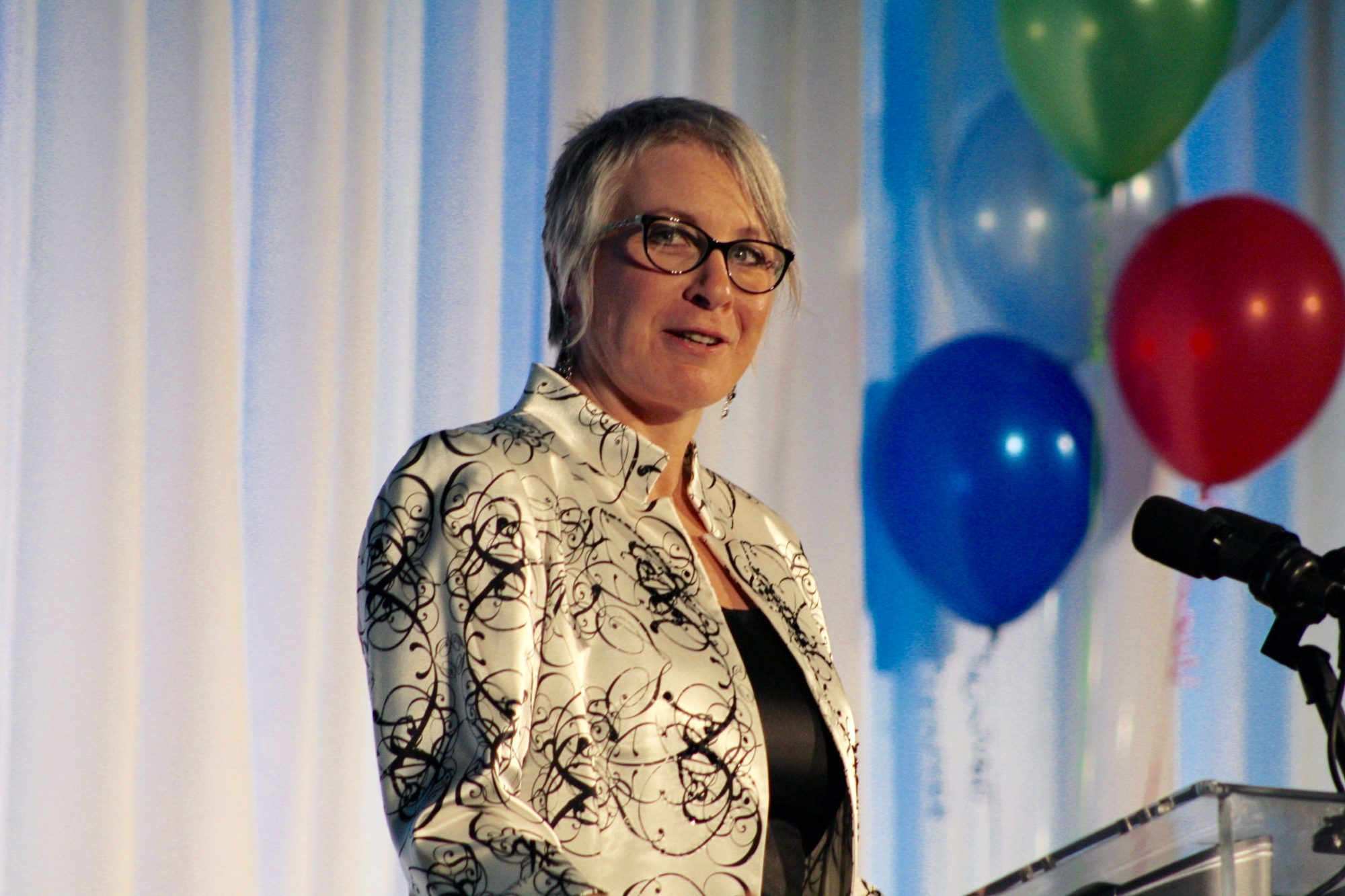 The Honourable Patty A. Hajdu, Minister of Status of Women, told the gala that much has been accomplished on gender diversity issues in recent years, but much still needs to be done.