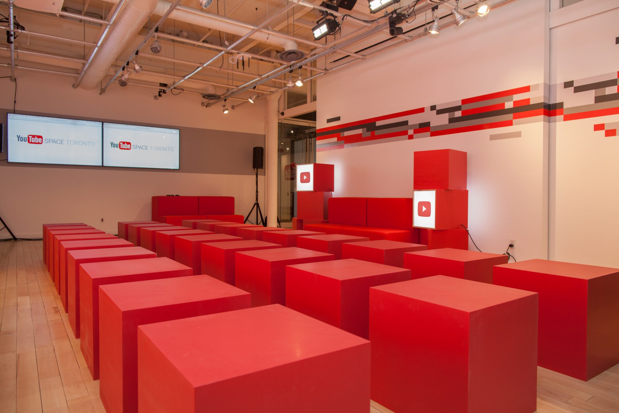 YouTube Space Toronto - event space