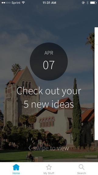 LinkedIn Student App 1