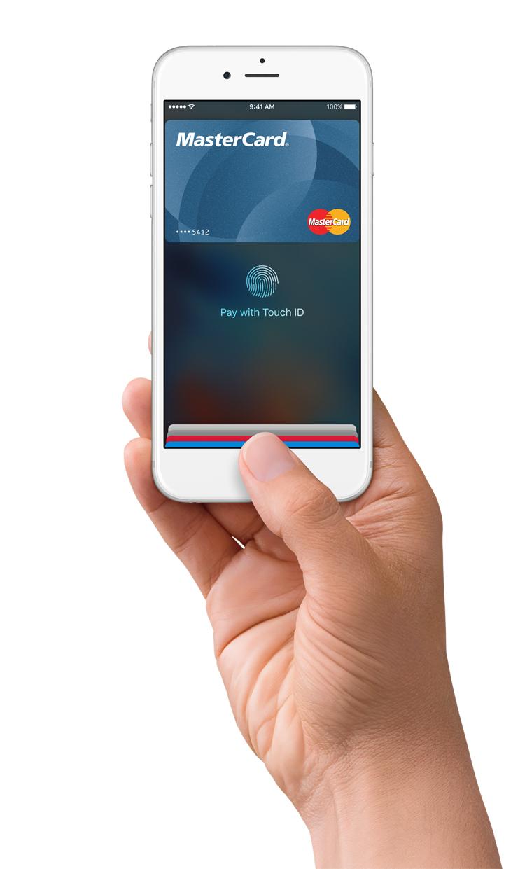 Mastercard-ApplePay