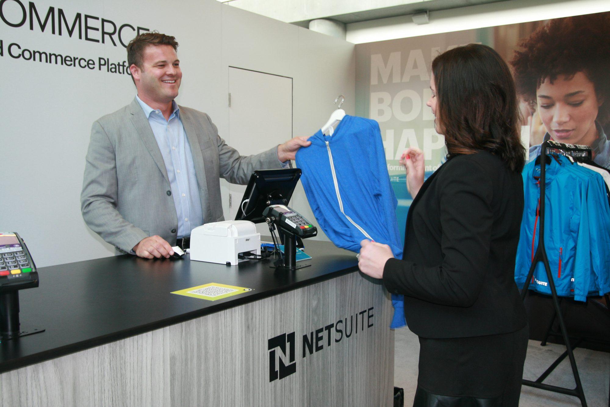 Slide 10 - NetSuite store