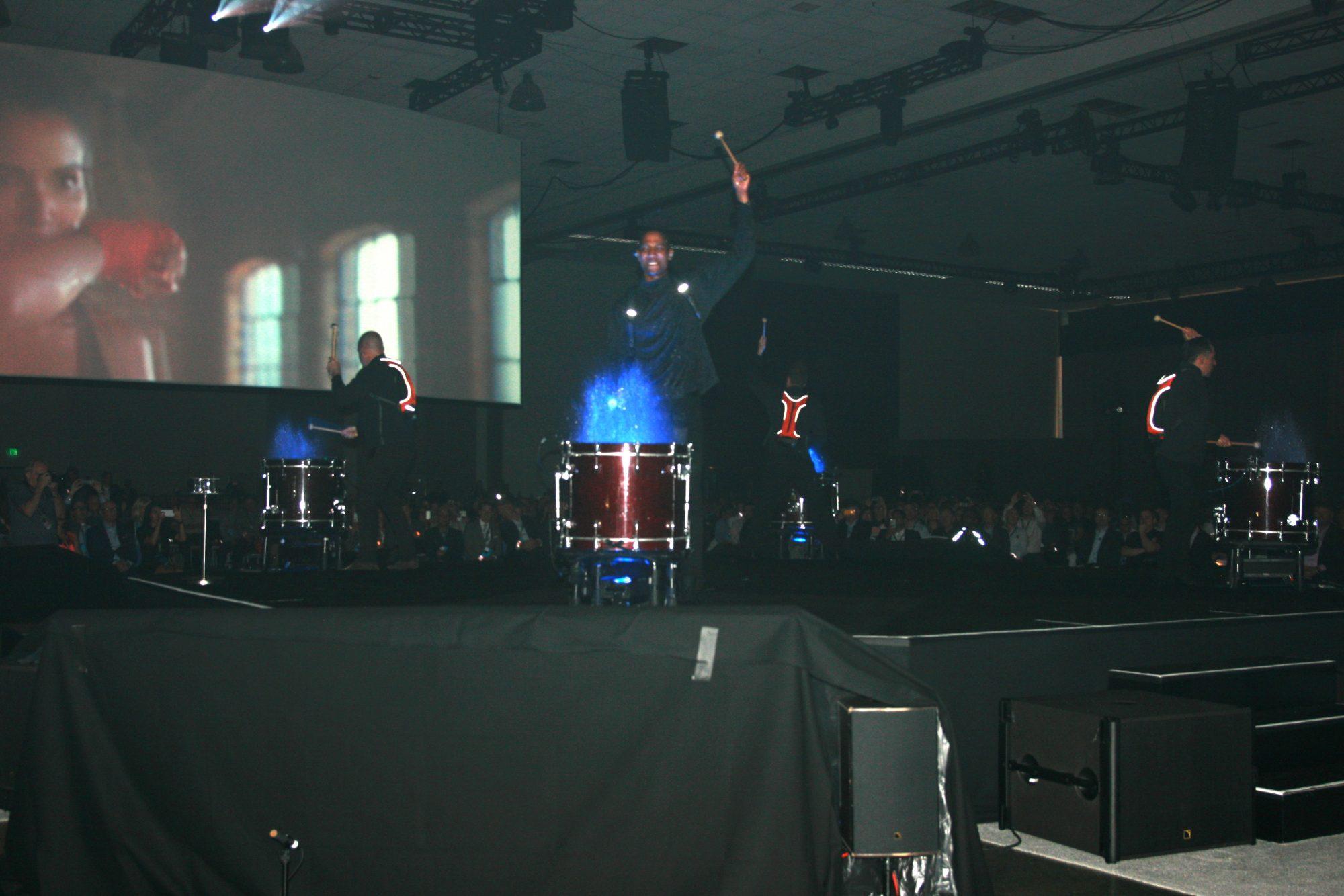 Slide 2 - Drummers