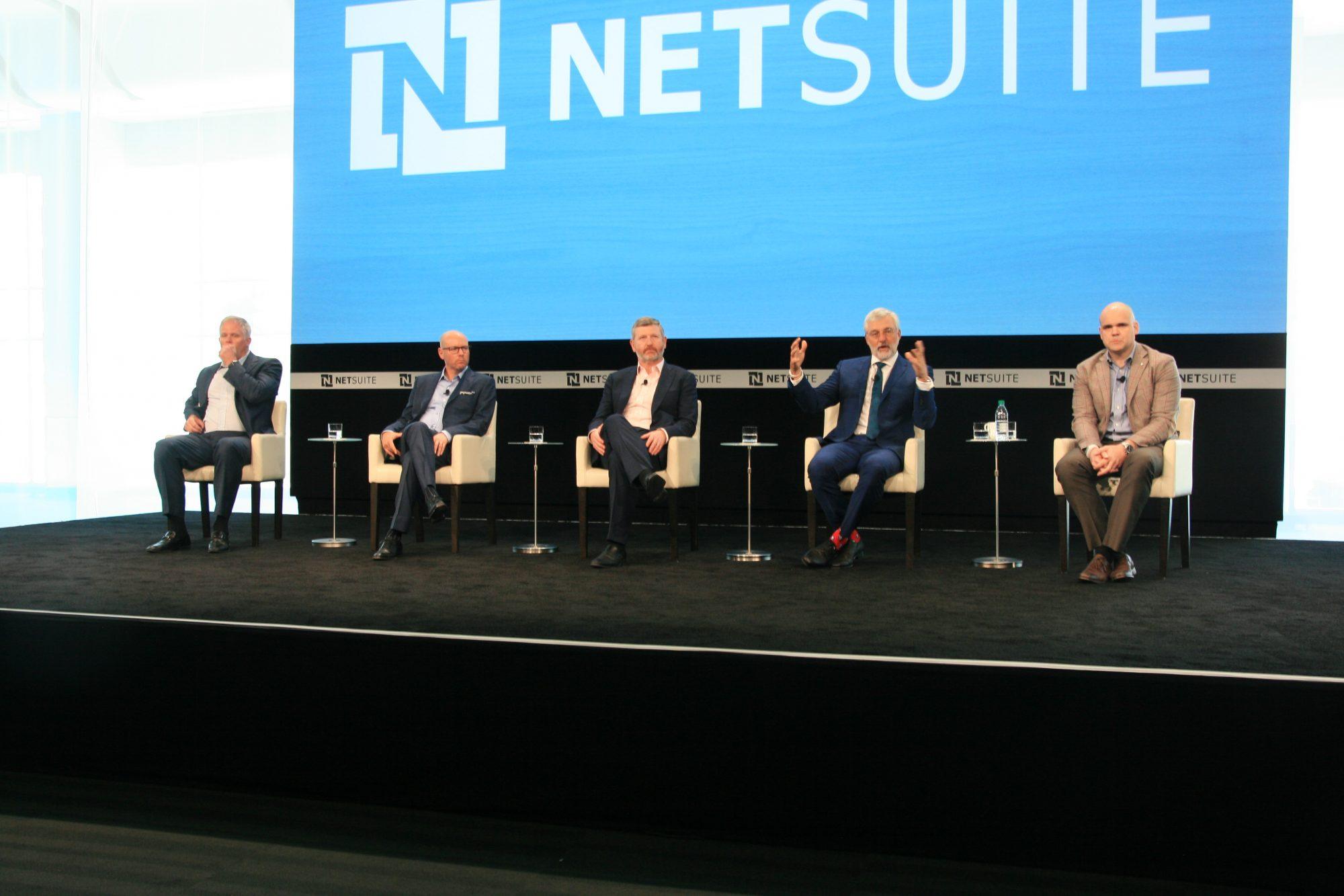Slide 8 - NetSuite on Salesforce