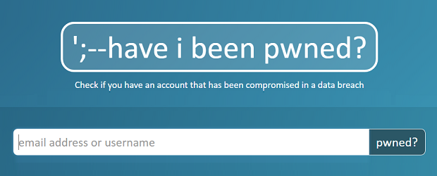 'Have I been pwned?' founder wants to help breach victims ... Have I Been Pwned