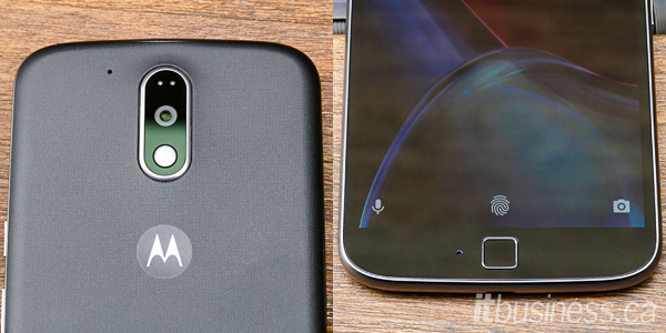 Top business smartphones of 2016: Moto G4 Plus review | IT