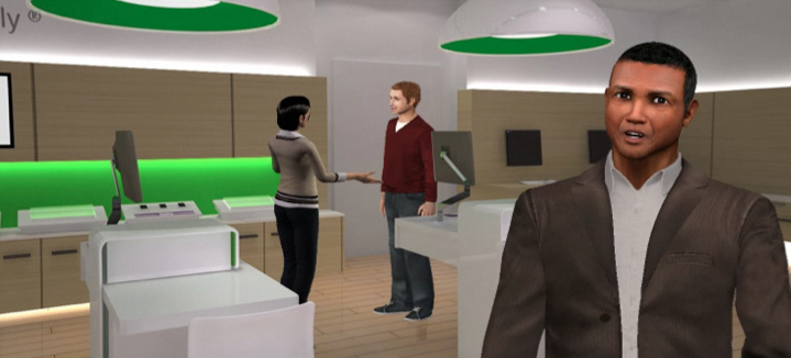 'Customer's Quest' sees Telus employees put in the shoes of customer-facing workers.