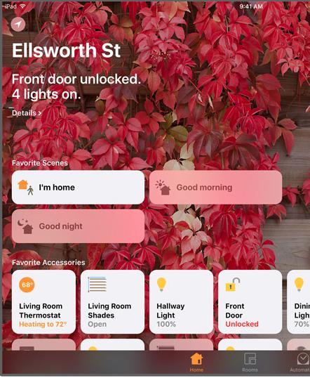 iOS 10 preview - HomeKit