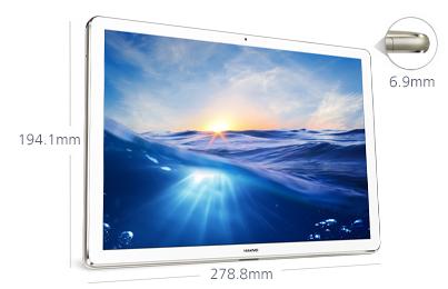 Huawei MateBook - dimensions