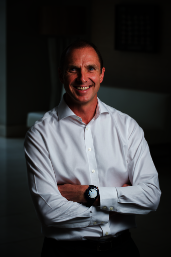 Adam Foster, Dimension Data's Group Executive – Sports Practice