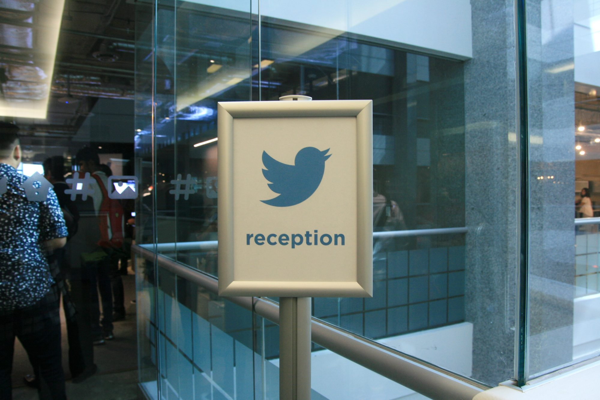 Twitter office slideshow 1