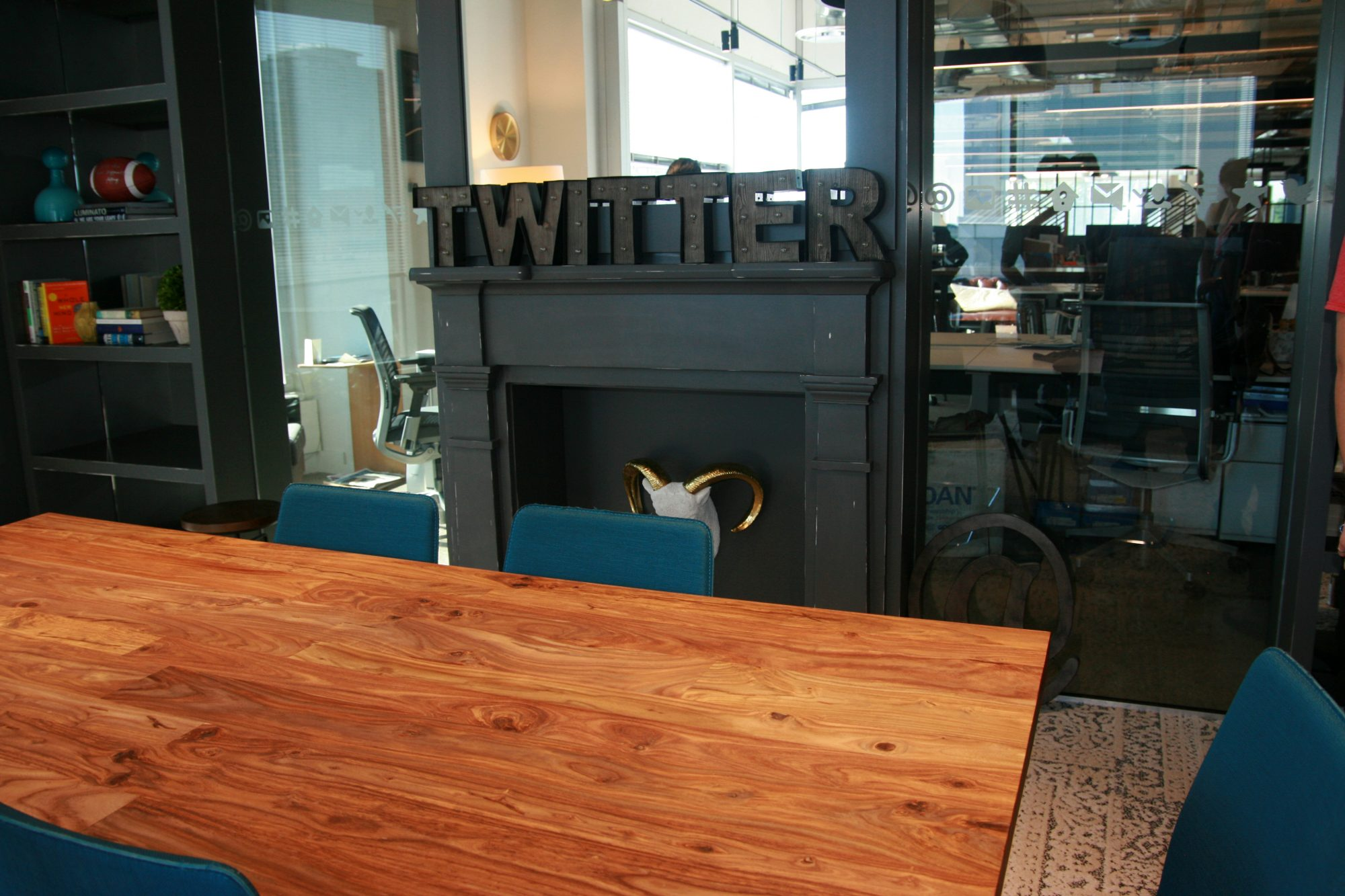 Twitter office slideshow 14