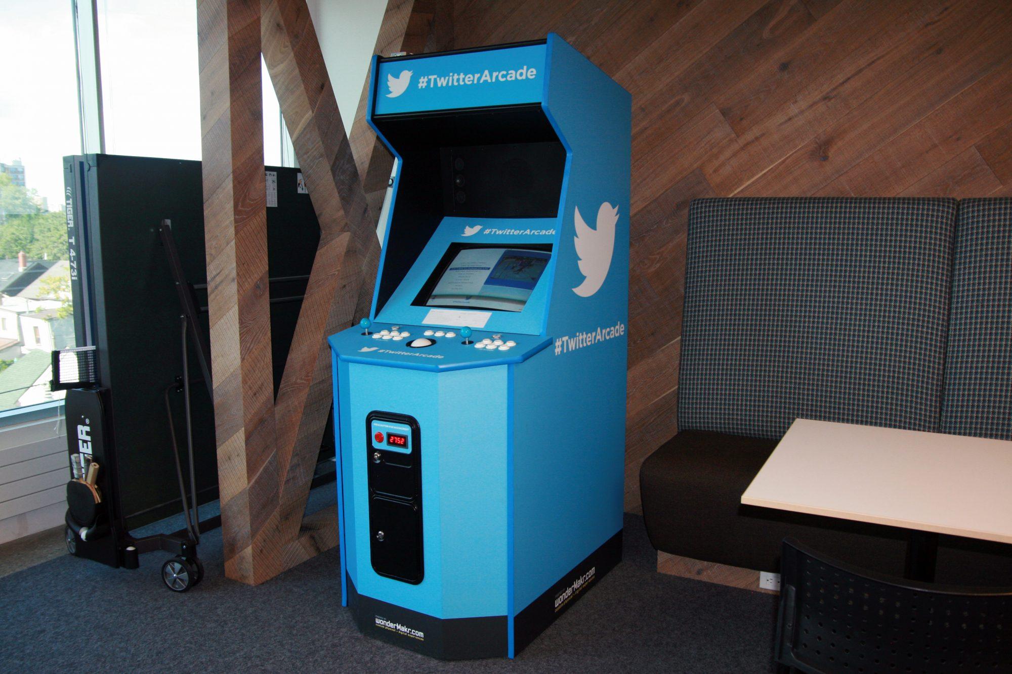 Twitter office slideshow 6