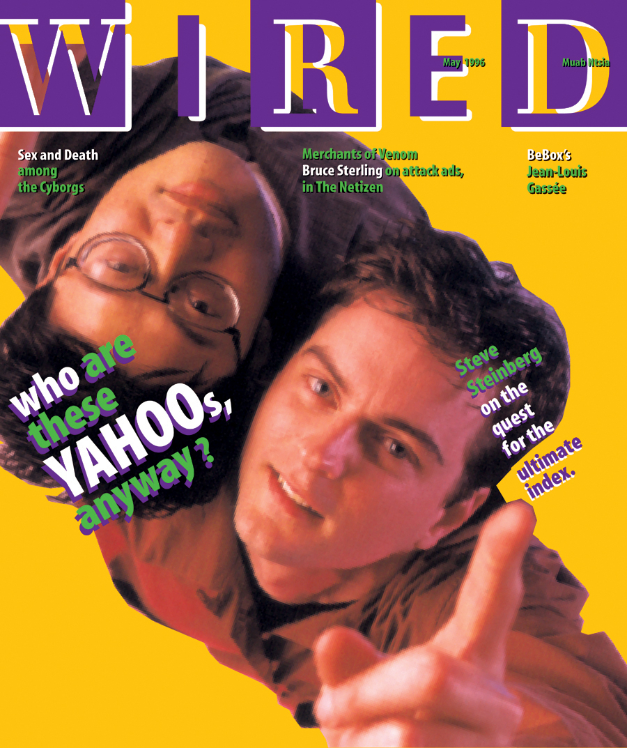 Yahoo slideshow 1 - Wired cover