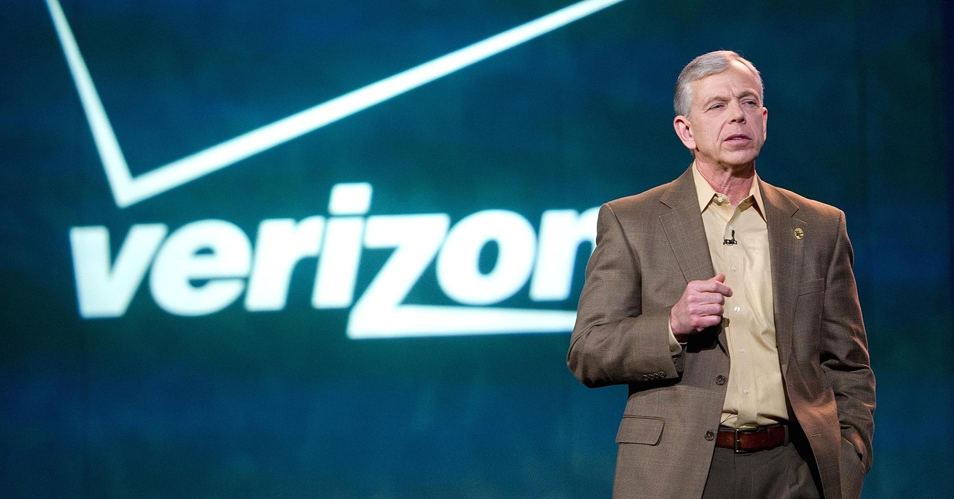 Yahoo slideshow 13 - Verizon CEO Lowell McAdam