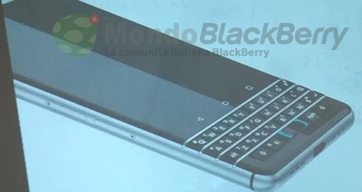 "Alleged new render of the the BlackBerry Mercury, which may have formerly been codenamed the ""Vienna."""