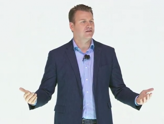 Justin Denison, SVP product strategy and marketing, Samsung