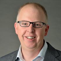 Furniture Bank executive director Dan Kershaw