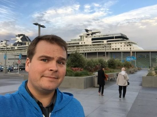 Last year there were so many Dreamforce attendees, a cruise ship was rented out to house some of them.
