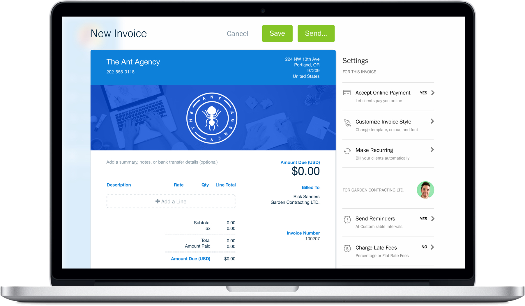 new-freshbooks-new-invoice