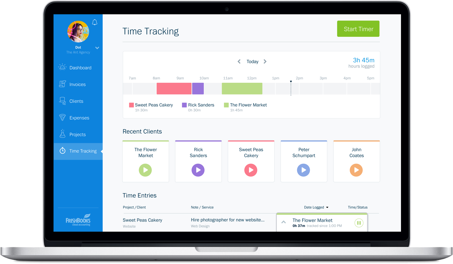new-freshbooks-time-tracking