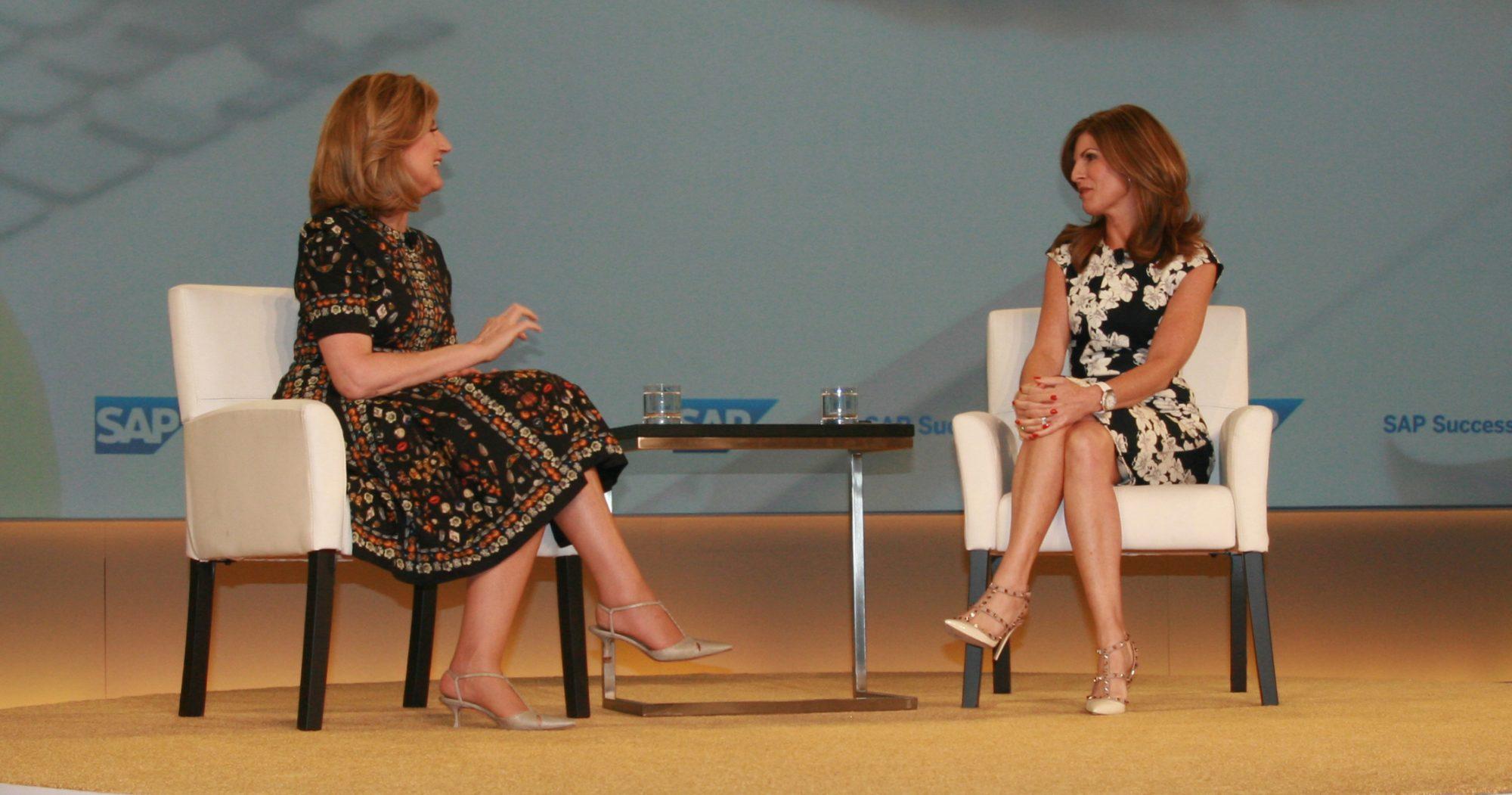 SAP Slideshow 1a - Arianna Huffington