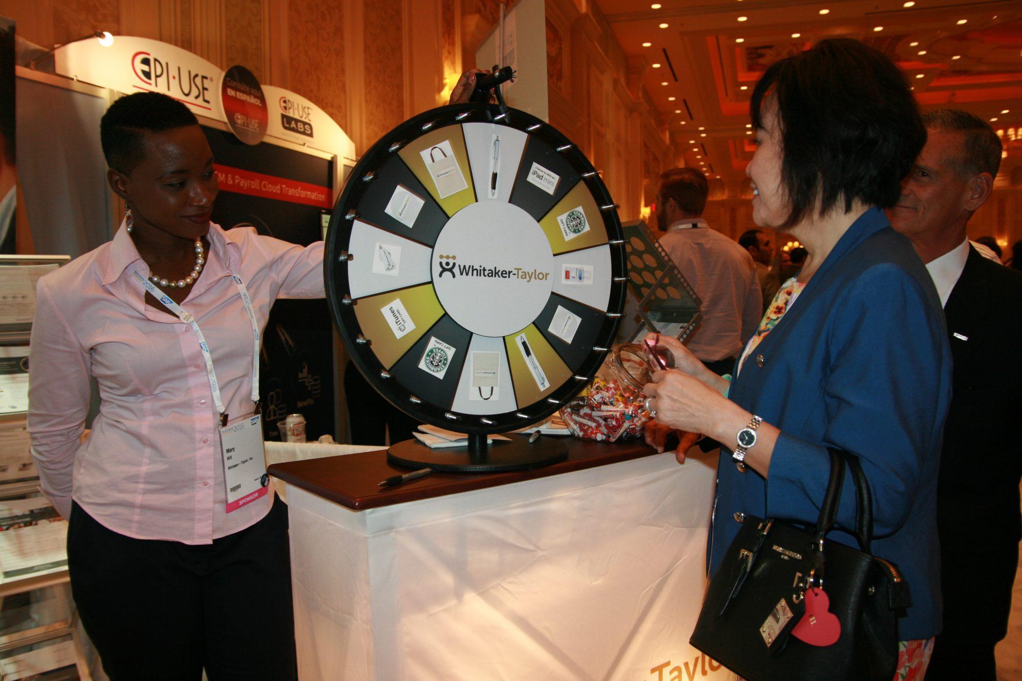 SAP Slideshow 6 - Wheel of Good Fortune