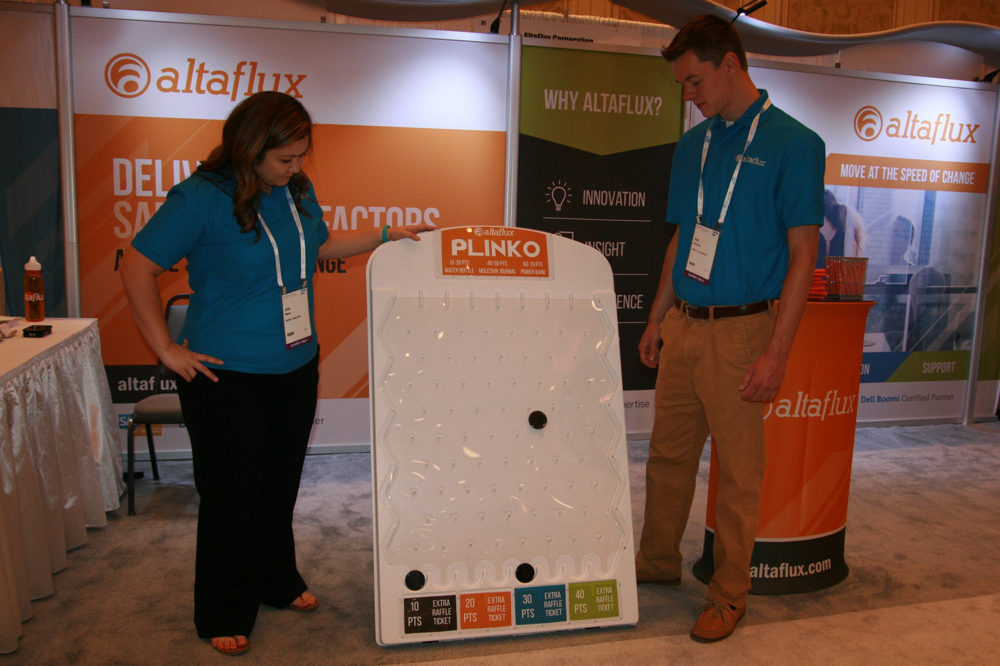 SAP Slideshow 9 - Plinko