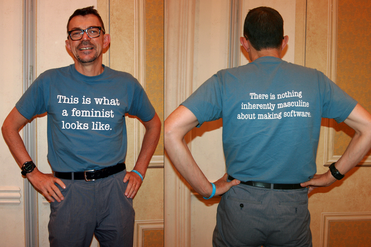 Slideshow 14 - This is what a feminist looks like