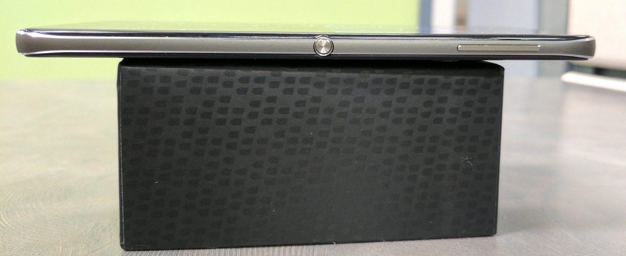 BlackBerry DTEK60 convenience key