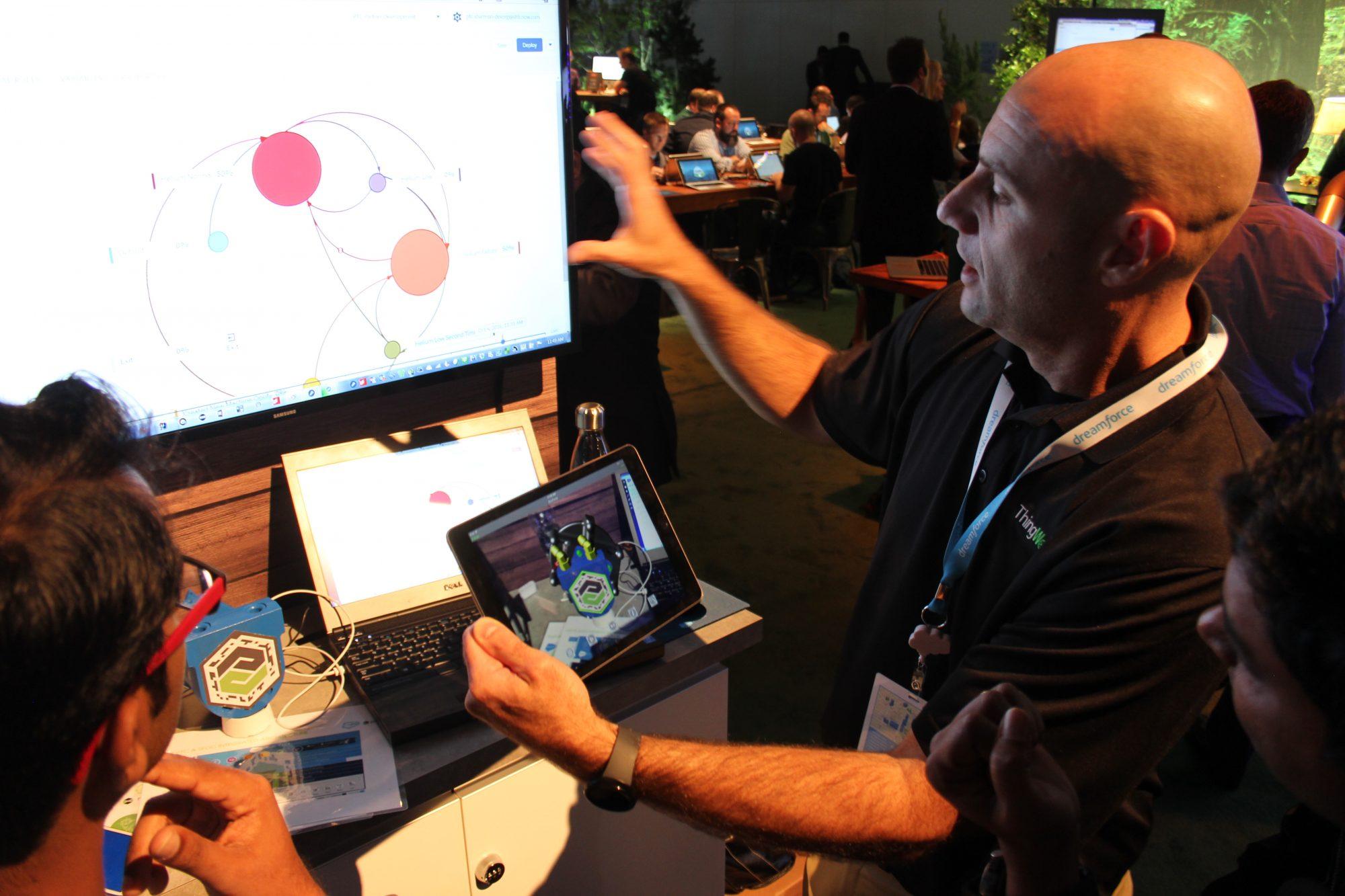 Salesforce IoT - AR
