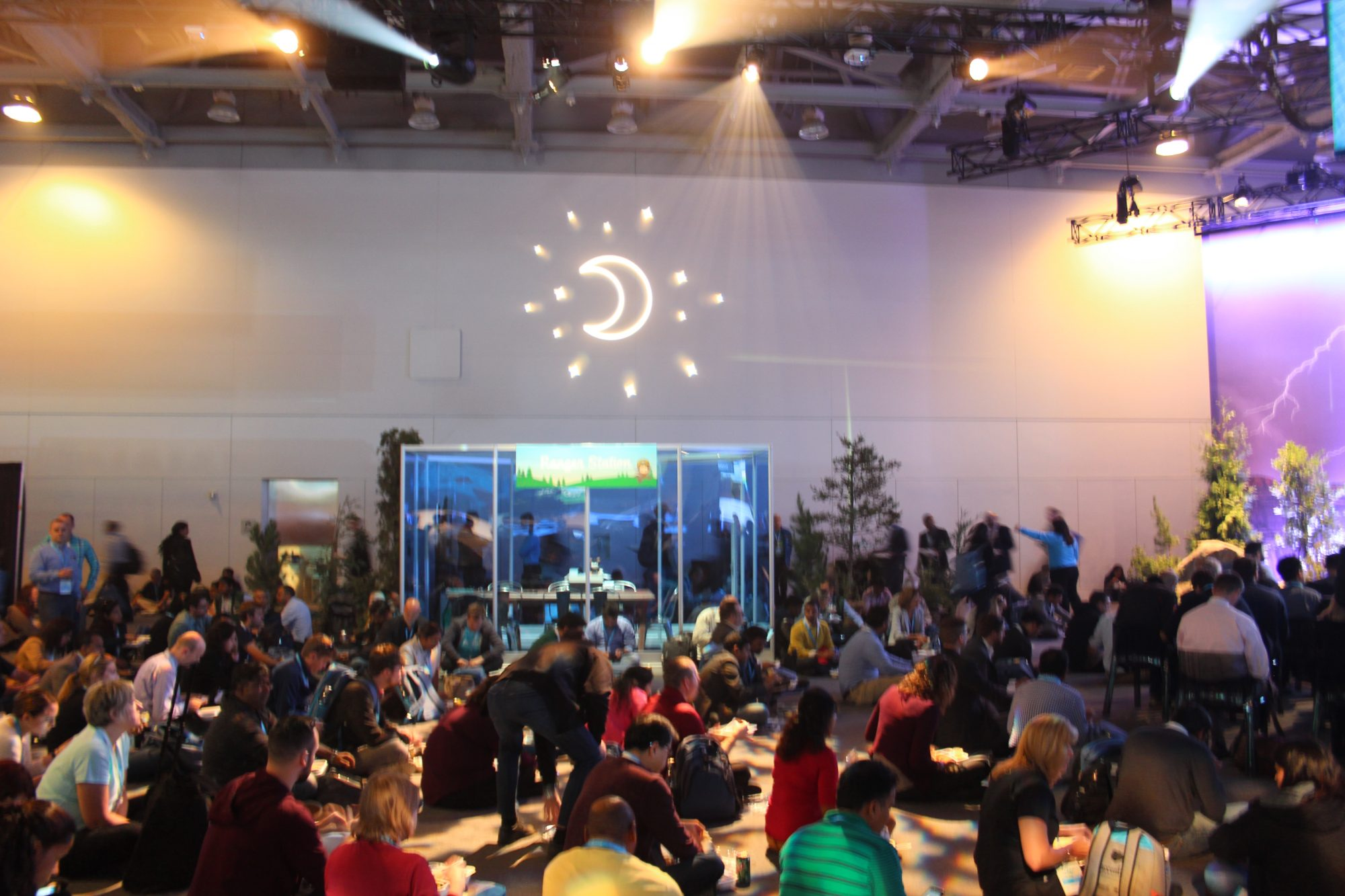 Salesforce IoT zone
