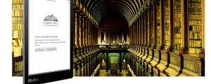 Kobo Aura One - library