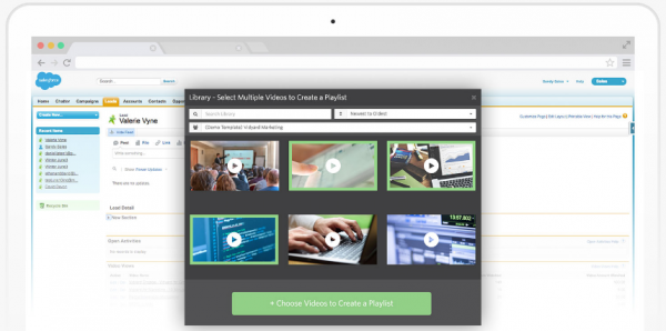 VidYard Service Cloud tie-in