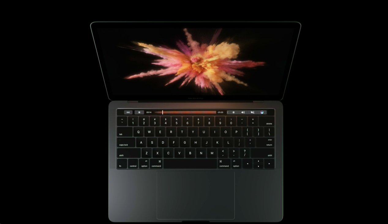 Apple Touch Bar - MacBook Pro