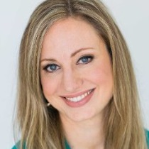 LinkedIn communications director Danielle Restivo