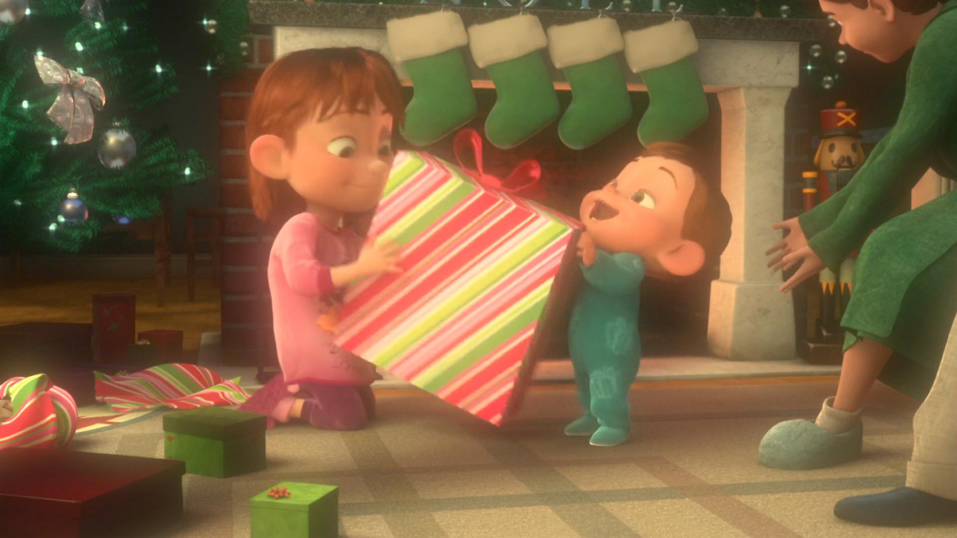 Cinematech Prep Landing And Arthur Christmas Turn The North Pole