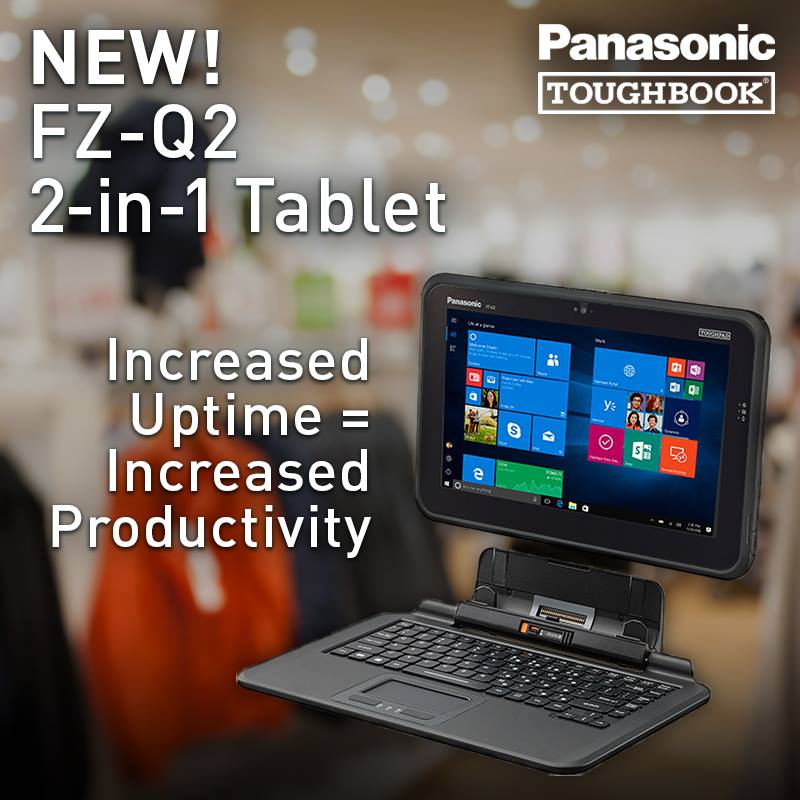 Panasonic reveals two new rugged Toughbook devices   IT