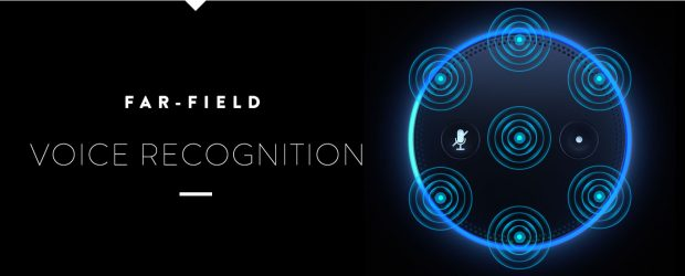 Alexa - farfield voice activation