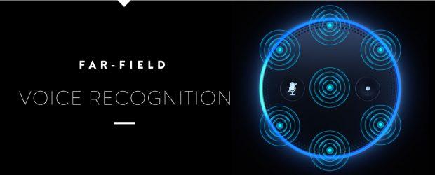 Alexa - farfield voice activation