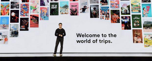 AirBnb Open 2016 - Trips keynote