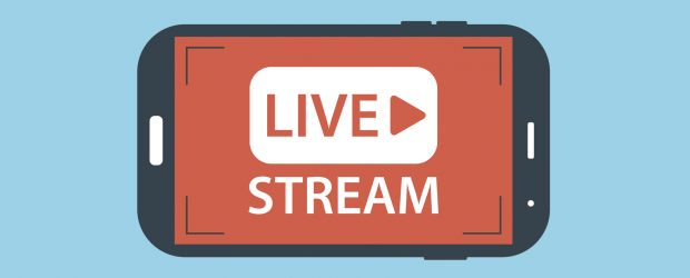 Video live streaming on mobile phone